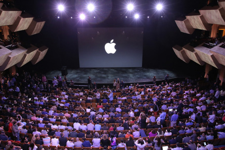 Mega Apple Inc Products Launch